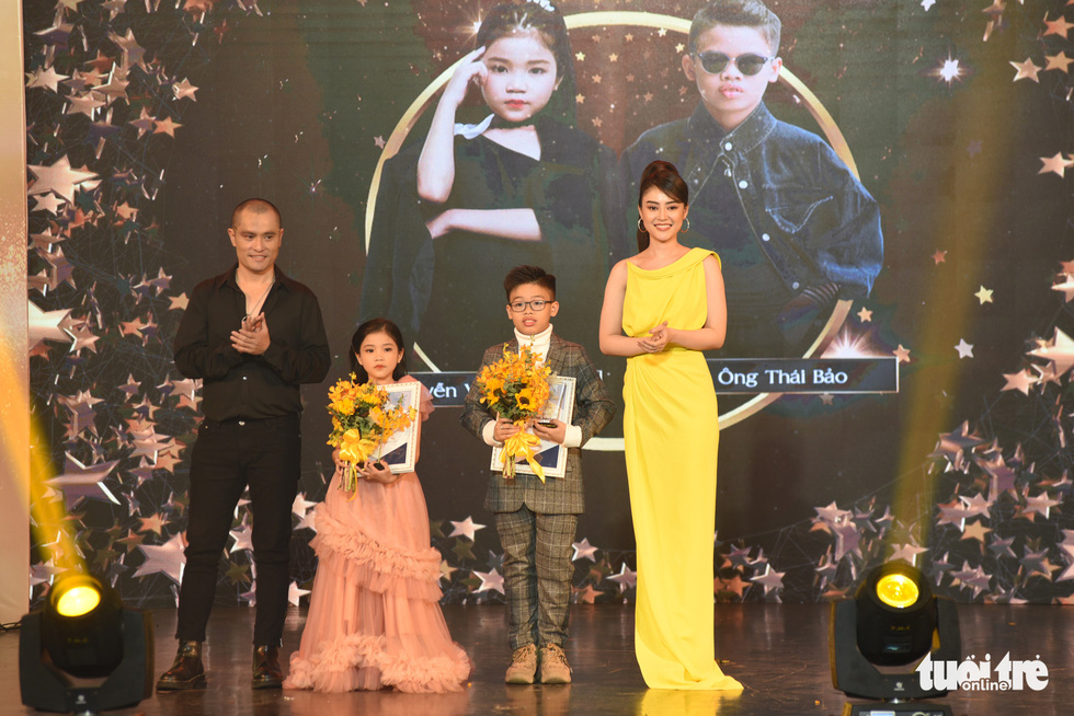Cao Xuân Tài, Phan Thị Mơ, Nguyên Vũ, Nam Phong đồng hành cùng mẫu nhí - Ảnh 5.