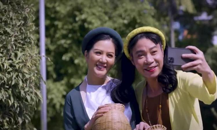 NSND Công Lý làm đạo diễn cho MV của Đinh Hiền Anh
