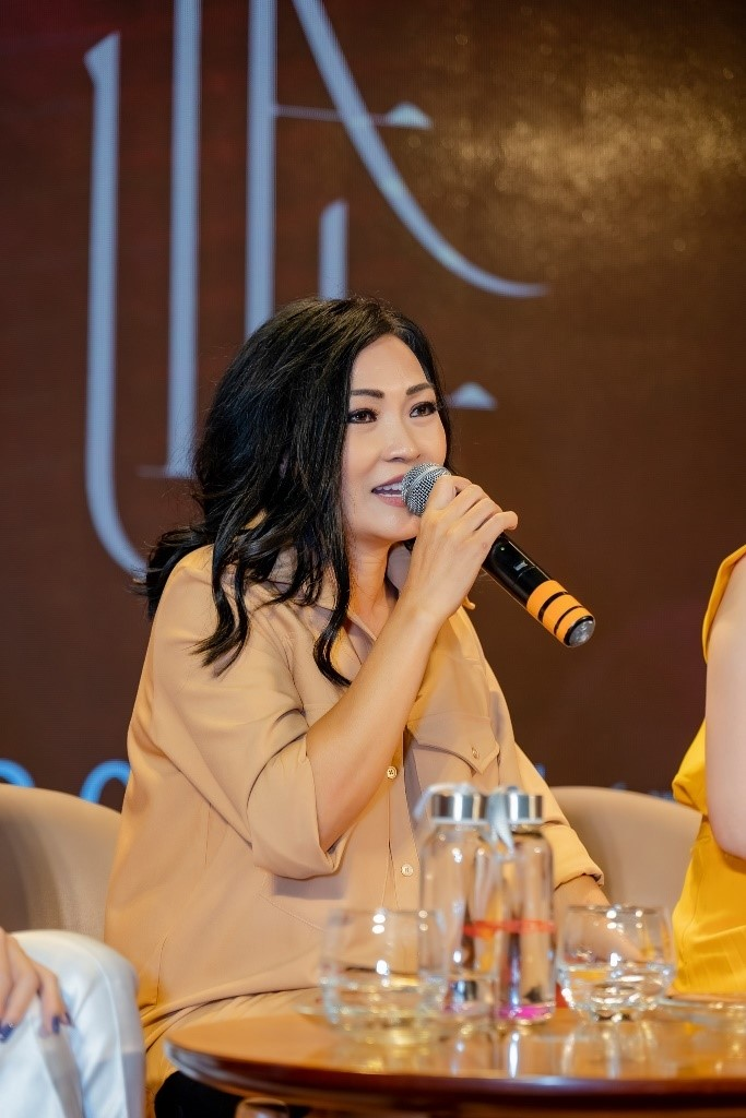 """Ca sĩ Phương Thanh tiết lộ """"Tú Bà"""" sẽ là một màu sắc mới hoàn toàn so với các vai diễn trước đây."""