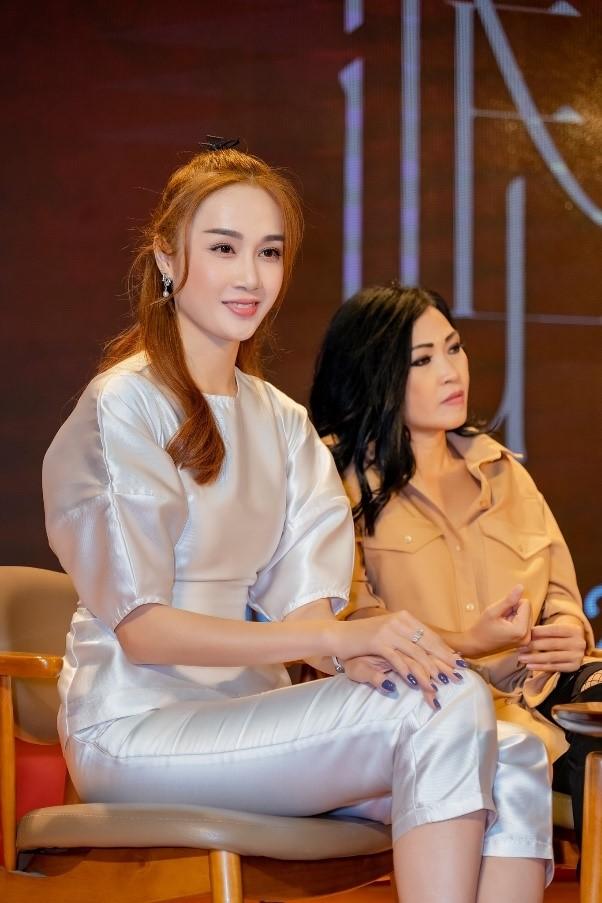 Diễn viên Lê Thu An (vai Thị Liên).