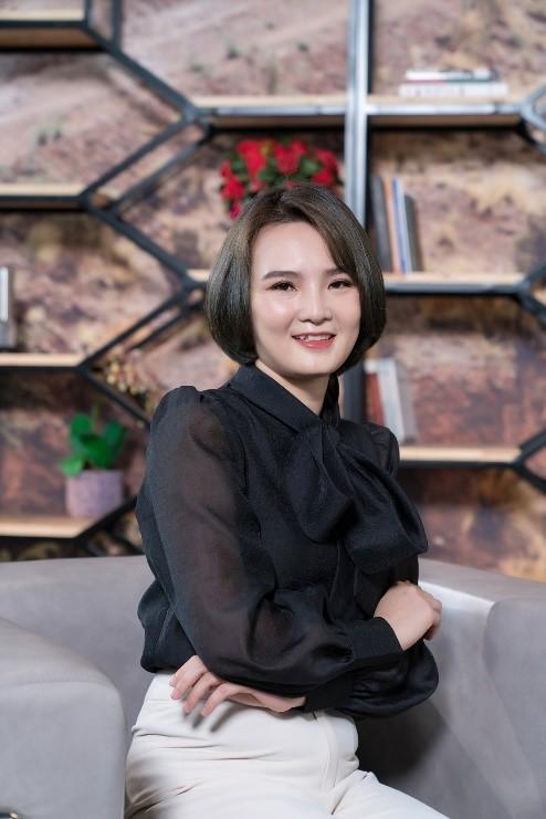 Cù Thị Việt Trinh là minh chứng cho tài năng không đợi tuổi của người trẻ.